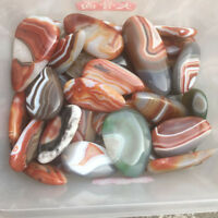 Wholesale Natural Banded Agate Madagascar,Polished Mineral Specimen Large Size