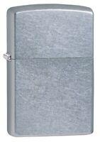 Zippo Classic Street Chrome Windproof Pocket Lighter, 207