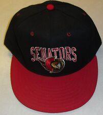 Ottawa Senators Vintage Original 90s Snapback hat NHL Annco