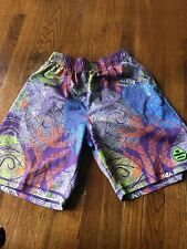 Boys Lacrosse Daredevil Multil Color Wild Shorts Youth XL