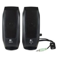 Logitech Wired Computer Speakers