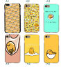 Lovely Gudetama lazy egg Soft TPU Case Cover For iphone 6S 7 8 Plus X S9 S8