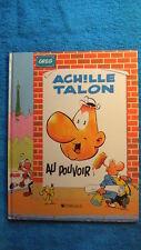 ACHILLE TALON T. 6 : ACHILLE TALON AU POUVOIR - REED. - GREG - DARGAUD