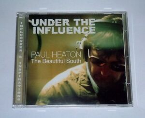 PAUL HEATON of THE BEAUTIFUL SOUTH - UNDER THE INFLUENCE 16 TRACK CD ALBUM NEW