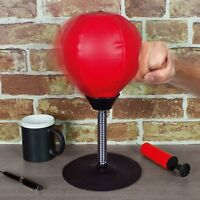 Desktop Punch Ball - Inflatable Stress Relief Punch Bag Global Gizmos Boxing