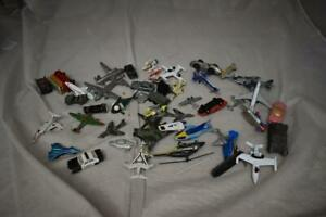Die Cast Toy Collection Lesney Dinky Matchbox Corgi Mostly Aircraft Vintage