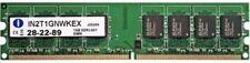 Integral 1GB DDR2 667Mhz PC2-5300 RAM 240-Pin Non-ECC DIMM Desktop Memory Mac PC