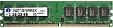 Integral 1GB DDR2 667Mhz PC2-5300 Ram 240-Pin Non-ECC DIMM sobremesa Memoria Mac PC