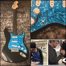 GFA Dan Reynolds x3 Band * IMAGINE DRAGONS * Signed Electric Guitar AD2 COA