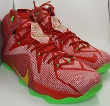 Nike Lebron XII 12 Sprite Mix Pack PE iD SZ 14 ( 728709-999 )