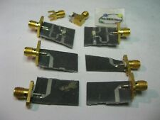 SMA Female Connector Lot Used Board Pulls - Qty 8