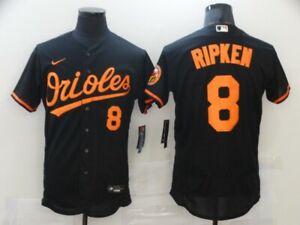 Cal Ripken Jr Baltimore Orioles New Arrivals Baseball Player Fade Jersey