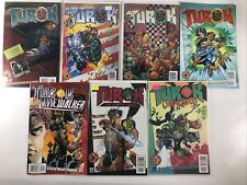 Turok 1-4 Full Run Set Acclaim Comics & Child Of Blood Empty Souls Timewalker 2