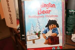Paddington Bear - Paddington's Christmas (DVD, 2012)used