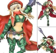 Kaiyodo Legacy of Revoltech LR-019 Queen's Blade Alleyne Figure