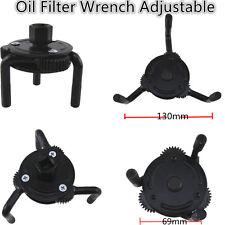 Clé à clé Auto universel outil 3 mâchoires 69-130mm huile filtre supprimer réglable