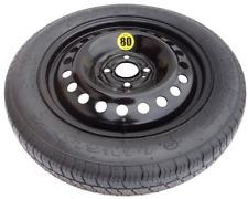 Brand New Space Saver Spare Tyre & Wheel 125/80 R15 for FORD FIESTA  IV  V  VI