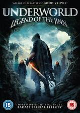 Underworld - Legend of the Jinn DVD (2016) Dominic Rains