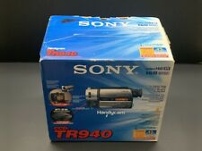 Sony Handycam CCD-TR940 8mm Video8 HI8 Camcorder Player Stereo Video Transfer