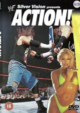 WWF Action! 2001 DVD Orig WWE Wrestling Stone Cold vs Jericho