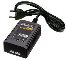 Dronetec lc300 lipo-cargador (2/3 celdas, por ejemplo, para ar Drone tuning batería) * nuevo