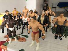 Jakks Pacific Lotto 14 Action Figure WWE Loose Anni 90 E 2000 Ottimi Personaggi