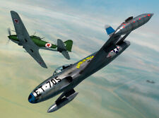 Sword 1/72 Model Kit 72128 Lockheed P-80C vs Ilyushin IL-10 over Korea 2 in 1