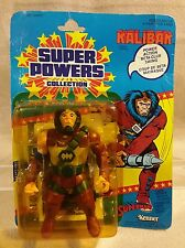 """Super Powers Collection """"Kalibak"""" Action Figure by Kenner Toys 1985 Sealed"""