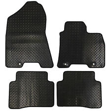 For Hyundai Tuscon MK3 2015+ Fully Tailored 4 Piece Rubber Car Mat Set