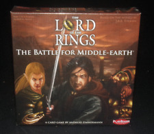 Playroom Entertainment The Lord Of The Rings Battle Of Middle Earth Card Game