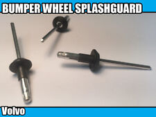 10x VOLVO BUMPER WHEEL SPLASHGUARD HOUSING POP RIVETS METAL 979878-6
