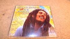 BOB MARLEY - KEEP ON MOVING (CD SINGLE)