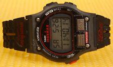 Men's Retro TIMEX IRONMAN TRIATHLON Sport Digital Quartz Watch 100M * GOOD USED