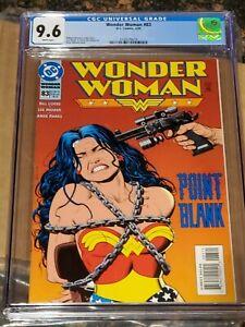 Wonder Woman #83 CGC 9.6 Bolland Bondage Cover (1994)