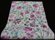"6330-21) tessuto non tessuto moderno carta da parati ""My Garden"" colori vivaci fiori prato"