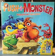 PUSH-A-MONSTER - new / sealed Queen Games
