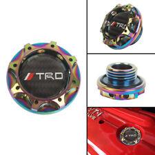 TRD NEO-CHROME Engine Oil Filler Cap Oil Tank Cover Aluminium For TOYOTA