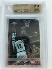 1997-98 Topps Chrome Michael Jordan #123 BGS 9.5 graded card PSA