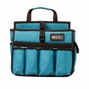 Wahl Tool Carry Hairdressing Equipment Bag Black Dog Grooming Holder Teal