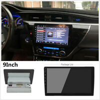 """Car Stereo Radio 9Inch Rotatable 9"""" Touch Screen Android 8.1GPS Wifi Mirror Link"""