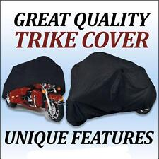 """Trike Motorcycle Cover for Trikes up to 106""""L x 60W x 45H  HEAVY-DUTY"""