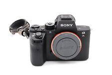 Sony Alpha a7R II 42.4MP Digital Camera - Black (Body Only)