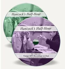 Hancock's Half Hour - 119 Vintage Comedy Radio Shows Audio MP3 2 CDs 60 Hrs K1