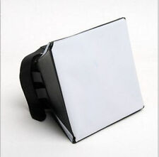 High Quality Foldable Soft Box Flash Diffuser Dome For Canon Nikon Sony Pentax