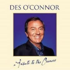 DES O'CONNOR  -  A TRIBUTE TO THE CROONERS  15 TRACKS  (K069/k138)