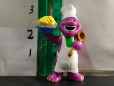 Chef Barney Pvc Figure