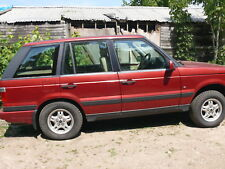 BREAKING RANGE ROVER P38  FOR SPARES