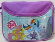 Hasbro My Little Pony Carry And Go Jigsaw Puzzles With Carry bag 3 Pk 48pcs Each