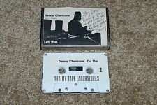 Denny Chericone~Do The...~Solo Piano~AUTOGRAPHED~Cassette~FAST SHIPPING