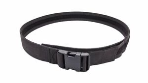 """XL Extra Large Tactical Tailor Duty Belt Hook & Loop New 44"""" To 49"""" Adjustable"""